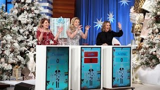 The 'Fuller House' Cast Plays 'Explainy the Emoji Exploji'