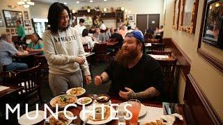 Action Bronson Presents: Random Moments in Food