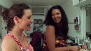 Lost S03 Extras - Crew Tribute With Evangeline Lilly