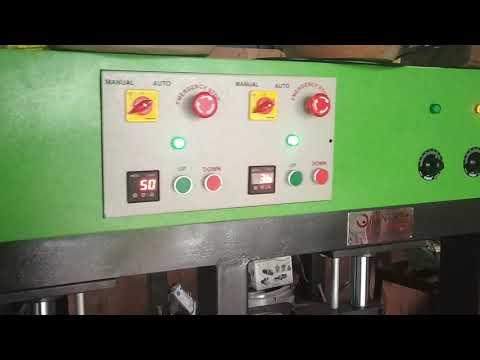Areca Leaf Plate Making Machine Automatic