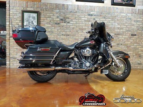 2007 Harley-Davidson Ultra Classic® Electra Glide® in Big Bend, Wisconsin - Video 1