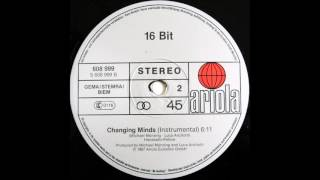 16 Bit - Changing Minds (Instrumental). Synth-pop 1987