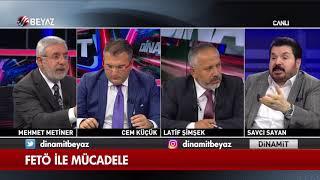 Mehmet Metiner'den Nedim Şener'e Tepki! YSK'yı Yıpratmak Doğru Değil