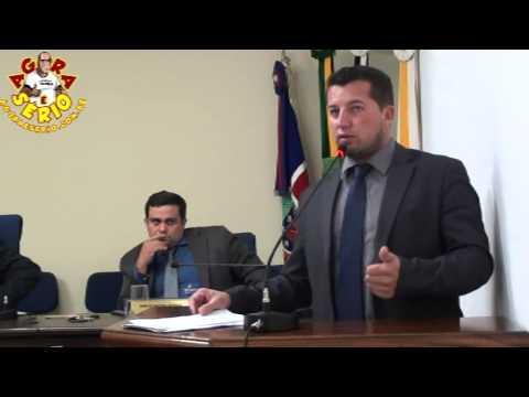 Tribuna Vereador Gilmar dia 1 de Setembro de 2015