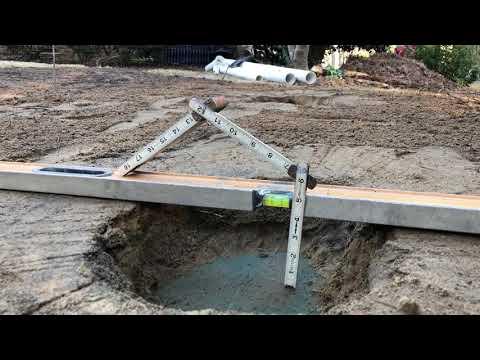Replacing Septic Tank Distribution Box & High Pressure Water