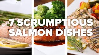 7 Scrumptious Salmon Dishes