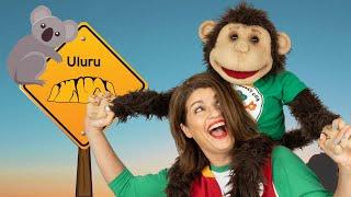 Cheeky Monkey Club - DANCE-A-LONG - Follow the Animals
