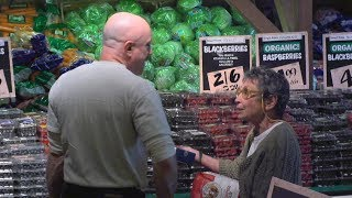 Older woman shopping alone asks for help | What Would You Do? | WWYD