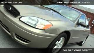 2005 Ford Taurus SE - for sale in MECHANICSBURG, PA 17055