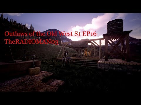 "Outlaws of the Old West S1 EP16 ""Town Plans"""