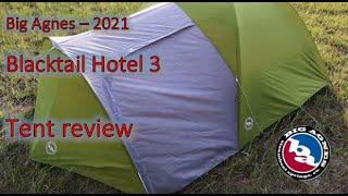 Big Agnes Blacktail 3 tent review | 2021