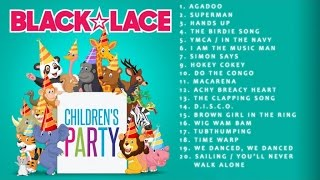 Black Lace - Childrens Party