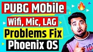 PUBG Mobile On Phoenix OS, LOW END PC | Wifi, Mouse, Lag | PROBLEMS