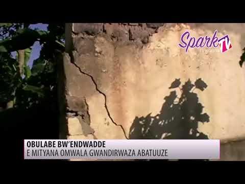 E Mityana omwala gwandirwaza abatuuze