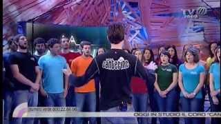 La Canzone Di Noi  Il Coro Cantering Di Roma A Tv2000