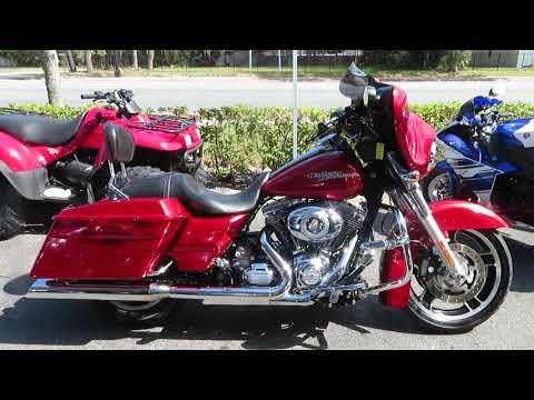 2012 Harley-Davidson Street Glide® in Sanford, Florida - Video 1