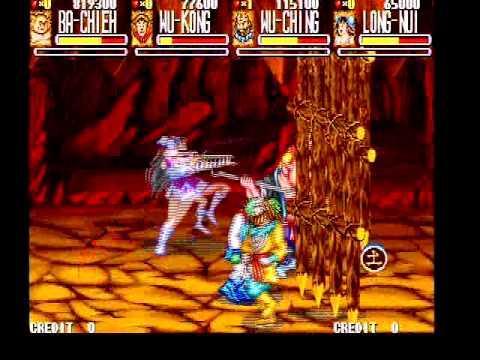 Old 90s Arcade game help. - Penny Arcade