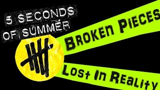 5SOS - Calum talking about Broken Pieces & Lost In Reality
