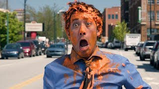 """WOULD YOU FIRE ME FOR THIS? """"A Whole Latte Trouble"""" - Magical Short Film w/ Zach King"""