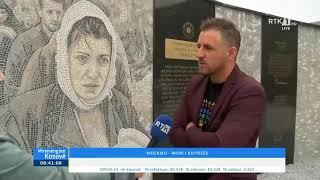 Mirëmëngjesi Kosovë - Mozaiku - Muri i Kujtesës 15.04.2021