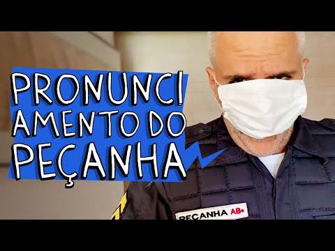 PRONUNCIAMENTO DO PEÇANHA