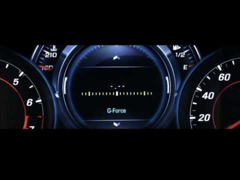 Интерьер нового Chevrolet Camaro