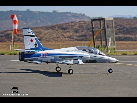 the-rc-geeks-eflite-70mm-edf-viperjet-flight-at-mrcf