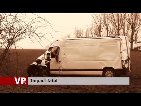 Impact fatal