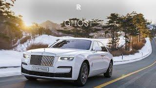 [오피셜] Rolls-Royce Ghost: Winter Drive