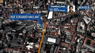 Abdelhamid Abaaoud localisé à Montreuil quelques minutes après les attentats
