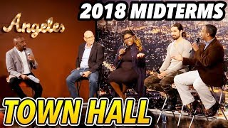Town Hall Forum & Panel on Midterm Elections 2018 & MORE