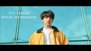 BTS 'Euphoria' OFFICIAL INSTRUMENTAL (dj swivel)