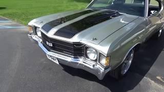 RossCustomsMI.com - FOR SALE - 1972 Chevrolet Chevelle SS Malibu 396 - $32,900   Kholo.pk