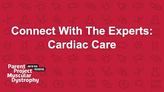 Connect with the Experts: Cardiac Care (September 2021)