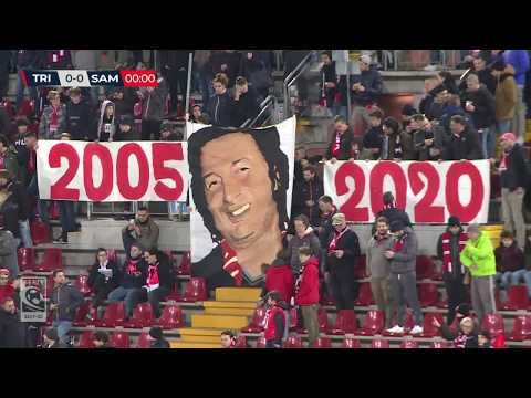 Triestina-Samb: Highlights
