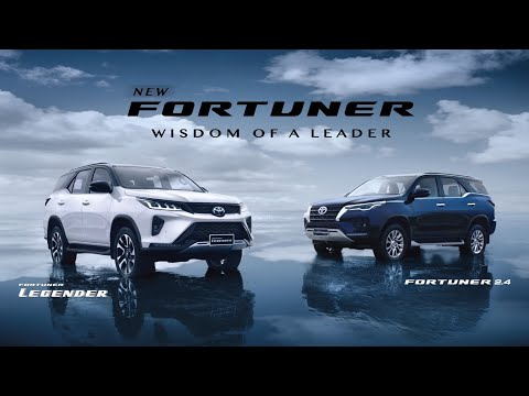 NEW FORTUNER : WISDOM OF A LEADER