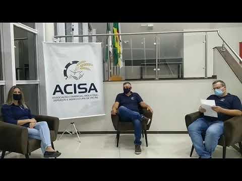 Escolha da Logomarca: 30 Anos de fundação da ACISA