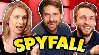 WHO'S THE SPY? W/ COURTNEY AND SHAYNE
