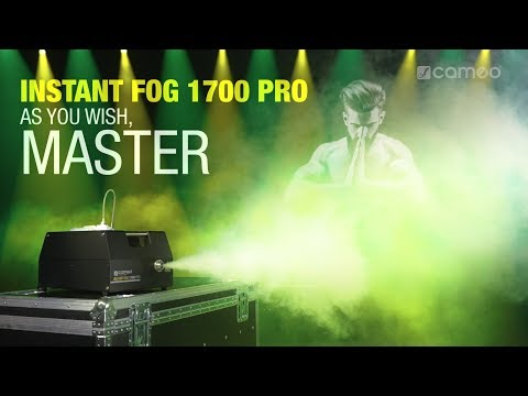 Cameo INSTANT FOG 1700 T PRO