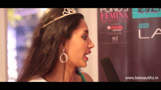 Image for video on Pond's Femina Miss India Diaries: Glamourous Eyes by Be Beautiful