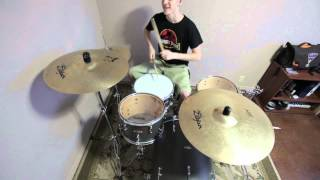 "Brand New ""The Shower Scene"" (drum cover)"