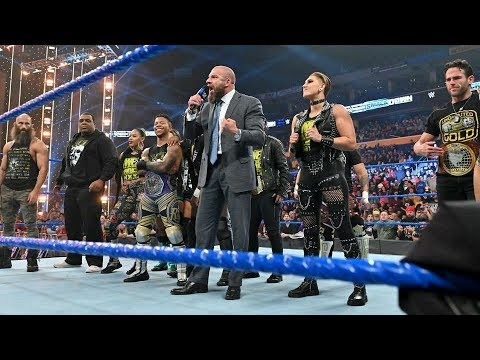 WWE SmackDown Preview - NXT Invasion Cancelled Or Heating Up?