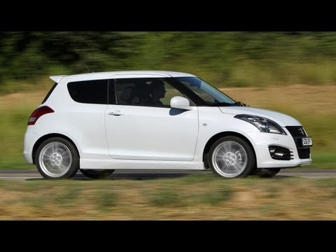 Suzuki Swift Sport video review 90sec verdict