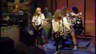 Damn Yankees on Letterman