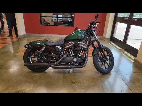 2021 Harley-Davidson Sportster Iron 883