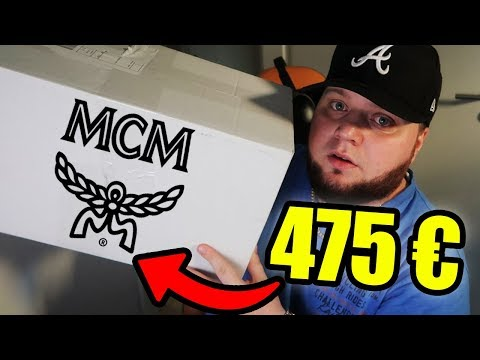 475 Euro Paket von MCM ! 👌 | Jorginho