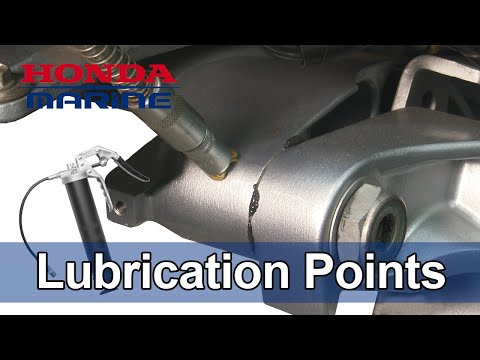 Lubrication Points