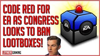 US Senator Proposes Law To Ban Lootboxes & Pay-To-Win