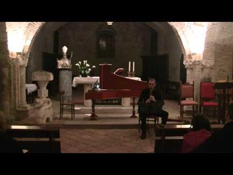 G.PH. Telemann fantasia for solo recorder - Giorgio Matteoli