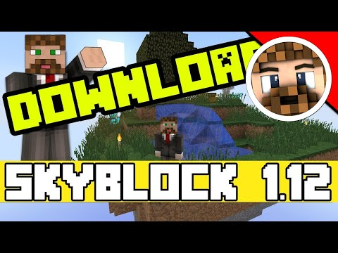 Skyblock 1 12 World Download! Minecraft Project